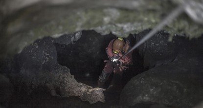 A team of speleologists from the Anatolian Speleology Group (ASPEG) is working on a documentary about the Bucakalan and Kayaağıl sinkholes in Antalya's Akseki district.br / br / ASPEG President...