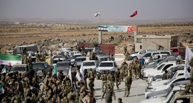 ي ب ك الإرهابي يتفق مع نظام الأسد على نشر قواته على الحدود مع تركيا