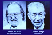 James Allison, Tasuku Honjo win Nobel Prize for cancer research