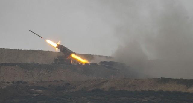 الجيش التركي يستهدف مواقع ي ب ك في تل رفعت بعد إطلاقها النار نحو عفرين