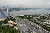 Istanbul's traffic congestion down 6% despite more vehicles