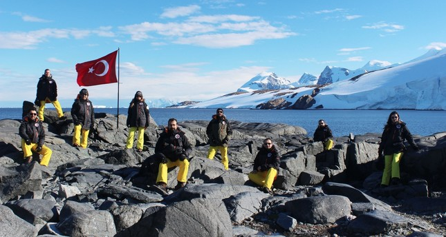 Turkish scientists to make Antarctic return in early 2018