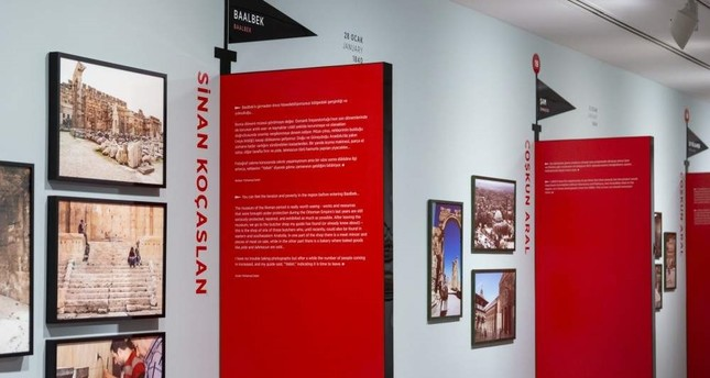 Historical city photos by 10 photographers take place at the exhibition.