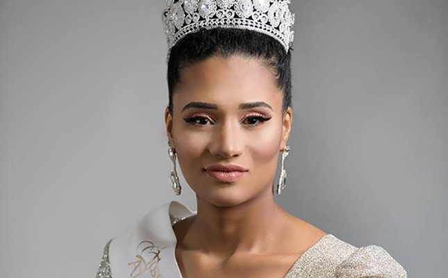 emPhoto from Miss Algeria/Facebook/em
