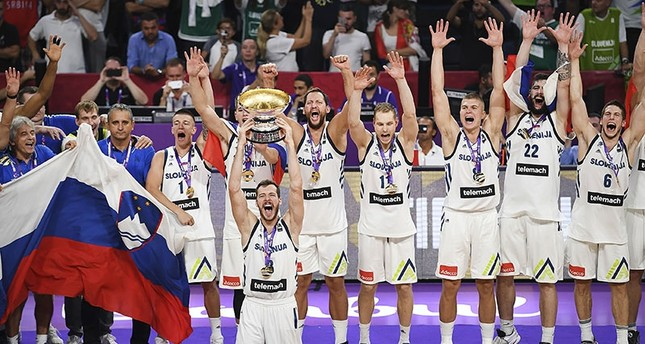 Slovenia wins Eurobasket 2017, beating Serbia in final