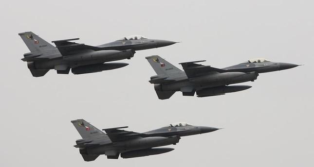 Türkische Jets treffen PKK-Ziele im Südosten der Türkei
