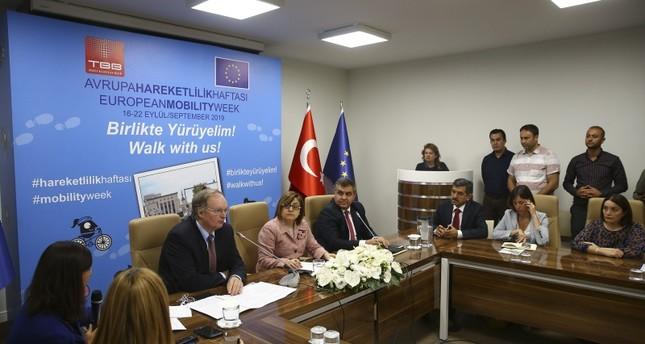 المنتجات التركية تتوافق مع المعايير الأوروبية بنسبة تتجاوز 98 بالمئة