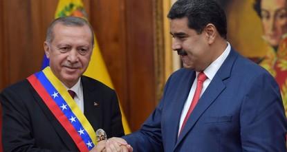 Turkey to build mosque in Venezuela upon request