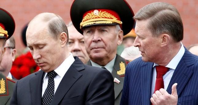 بوتين يقيل رئيس ديوان الرئاسة المقرب منه منذ سنوات عمله بالاستخبارات
