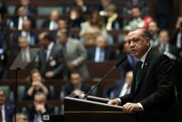 Erdoğan says 2019 elections turning point, urges all-out work