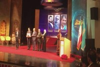 2 Turkish professors awarded prestigious science award in Iran