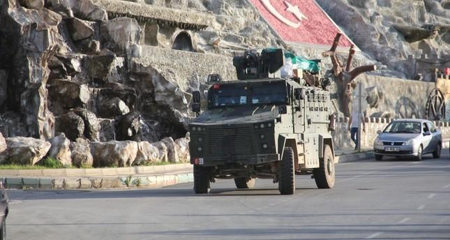 وزارة الدفاع التركية: استشهاد عسكري خلال اشتباكات مع إرهابيين