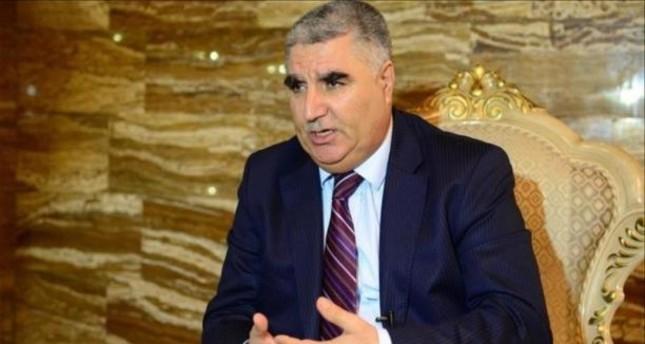 قائم مقام سنجار: حكومة بغداد تدعم بي كا كا الإرهابي عسكريا