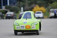 Built by Turkish students, eco-friendly electric car a glimpse of the future