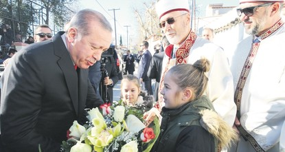 pPresident Recep Tayyip Erdoğan's recent criticism of mufti appointments in Western Thrace has spurred Greece into action to resolve the longstanding problem. President Erdoğan's visit to Greece...