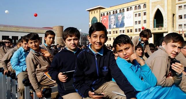 Turkey declares 2018 'The Year Against Child Labor'