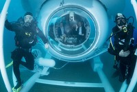 Antalya dives into tourist season with new submarine attraction