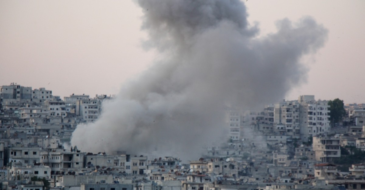 Following eight months of calm provided by the Sochi deal, the Bashar Assad regime has intensified its attacks on the northwestern province of Idlib since April 26.