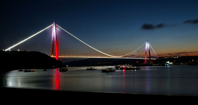 The Yavuz Sultan Selim Bridge, as well as other megaprojects, has allowed housing projects near these projects to rise in value.