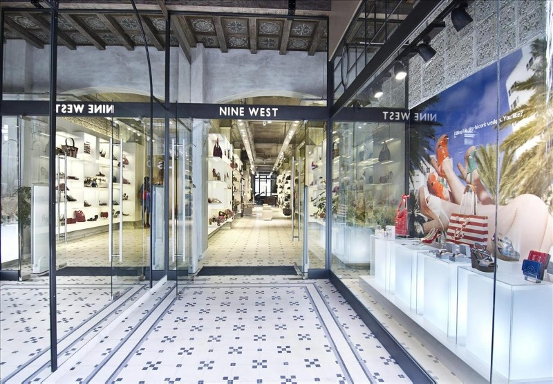 A Nine West store in Istanbul. (File Photo)