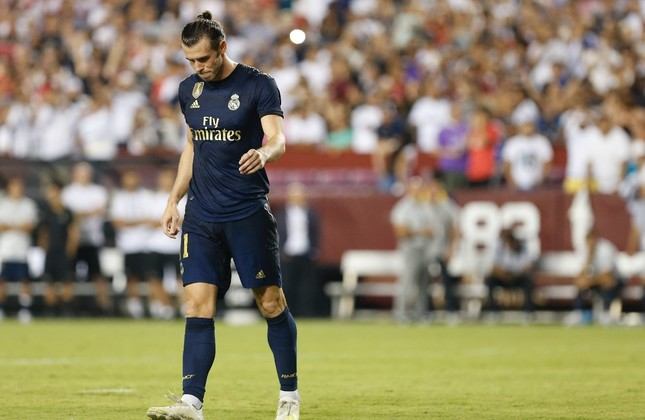 Besieged Bale scores as Real Madrid rally for friendly win over Arsenal