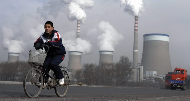 China is forcing steel mills and other factories to shut up to 50 percent of capacity across the north to try and prevent toxic air during the winter.
