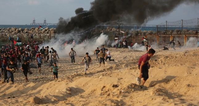 مقتل5 فلسطينيين برصاص الجيش الإسرائيلي شرقي قطاع غزة