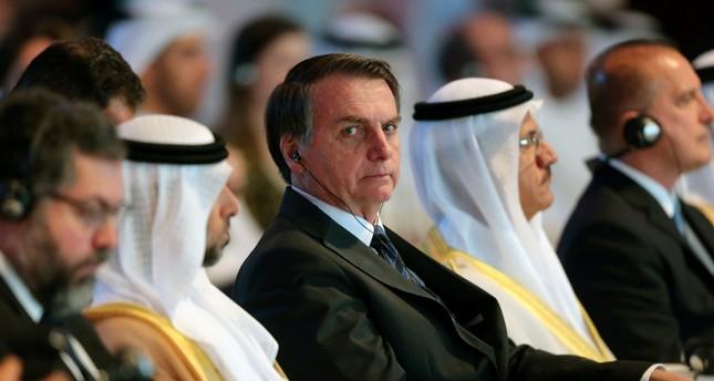 رئيس البرازيل يقول إنه يريد أن تصبح بلاده عضواً في أوبك
