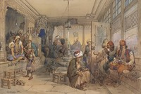 Coffeehouses in Ottoman society