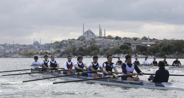 Get in a summer state of mind with Istanbul watersports