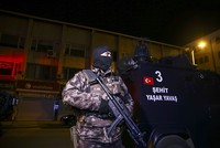 Police detain 101 Daesh-linked suspects in anti-terror ops in Turkey's Ankara
