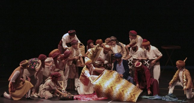 'Çelebi Musical' on EXPO 2016 stage throughout June