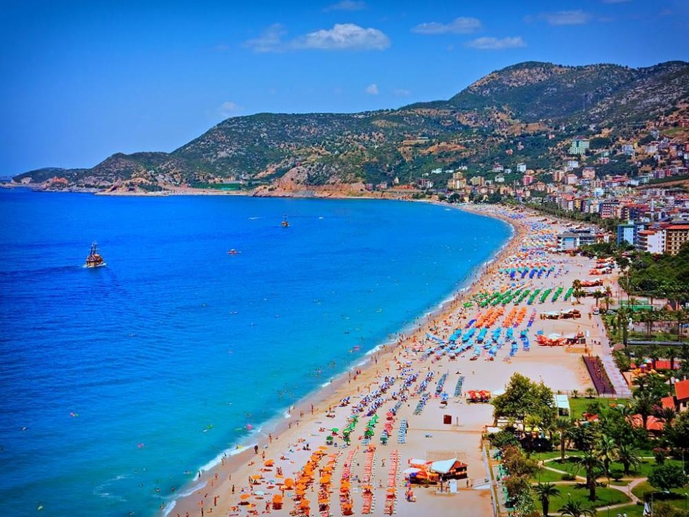 The Southern city of Antalya is a hot holiday destination that attract local and foreign tourists from all over the world.