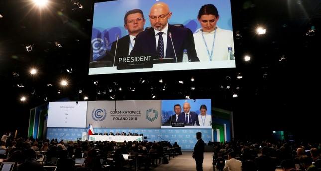 دول العالم تتفق في وارسو على إنعاش اتفاق باريس للمناخ
