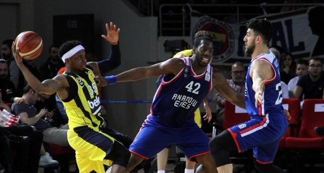 Anadolu Efes seeks to resurrect its spirit in EuroLeague Final Four