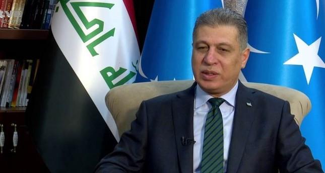 رئيس الجبهة التركمانية والنائب بالبرلمان العراقي: أرشد صالحي