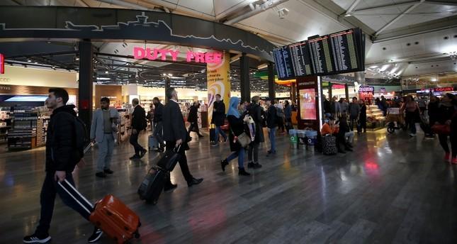 غلوبال ترافلر الأمريكية تمنح مطار إسطنبول جائزة الابتكارات المبهرة