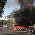 اعتداء انتحاري على مركز للشرطة في أندونيسيا
