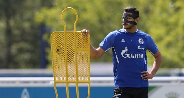 Ozan Kabak injured during training