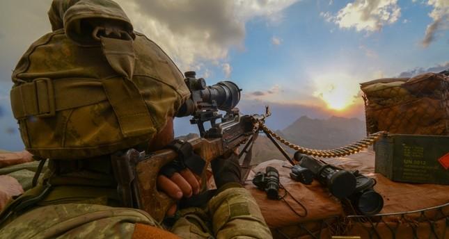 PKK bomb kills Turkish soldier in northern Iraq - Daily Sabah