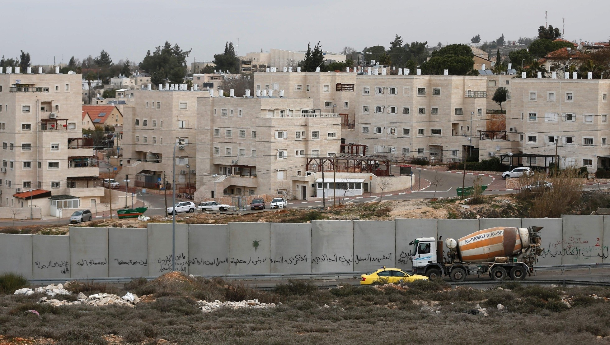 Israeli settlements are considered a violation of international law and major stumbling blocks to peace efforts.