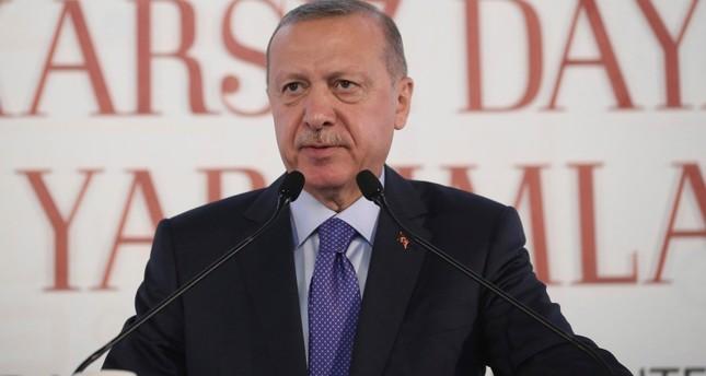 Turkey will crush PKK/YPG terrorists if they don't withdraw within 120 hours, Erdoğan says