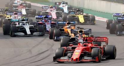 Formula One aims to become carbon neutral by 2030