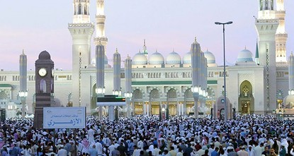 Muslims commemorate Prophet's pilgrimage to Medina