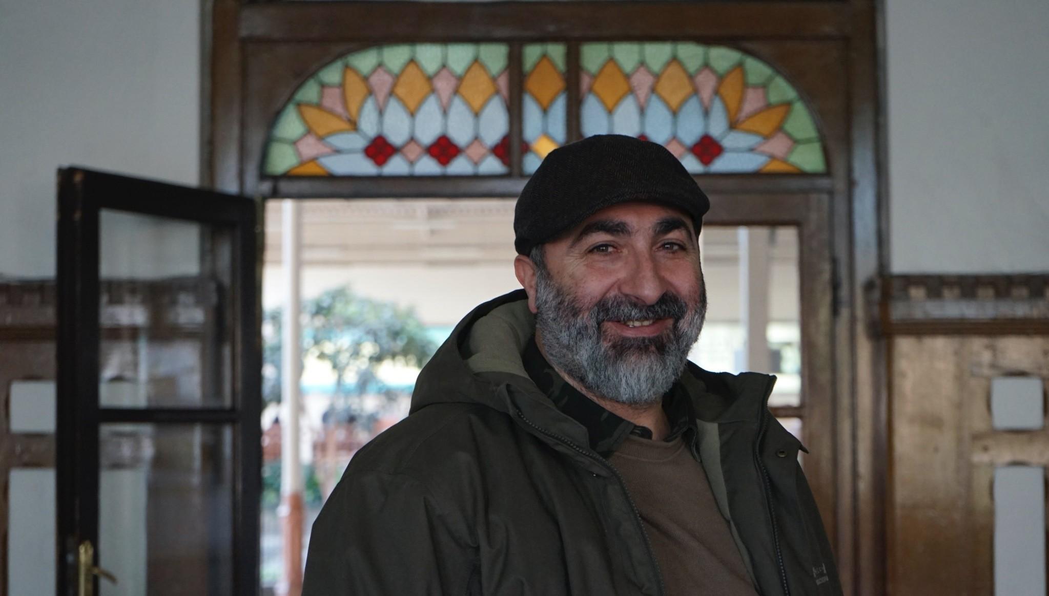 Director Ahmet Su00f6nmez