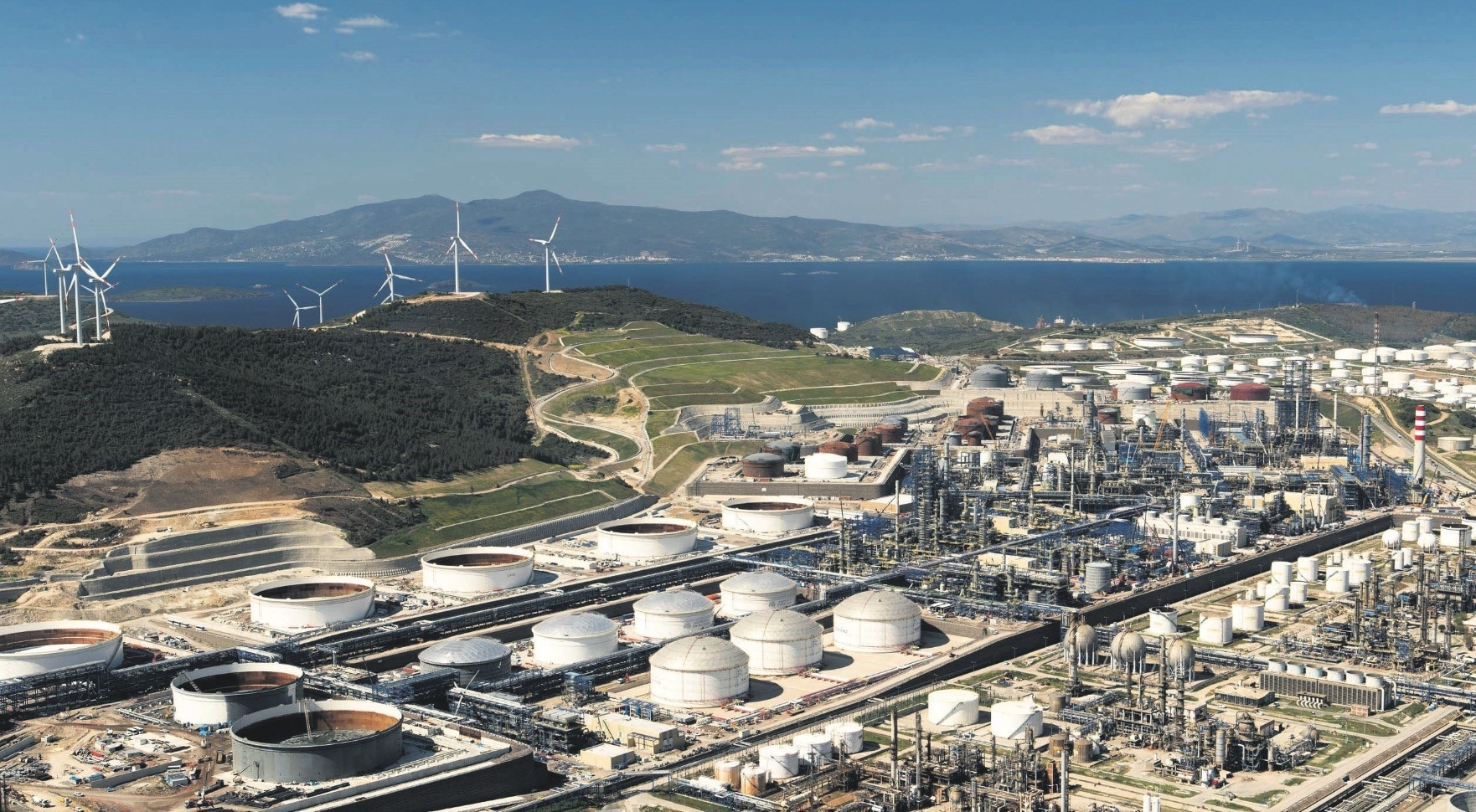 SOCARu2019s Star Rafinery in u0130zmir is the largest foreign direct investment in Turkey made for a single project as it has drawn $6 billion.