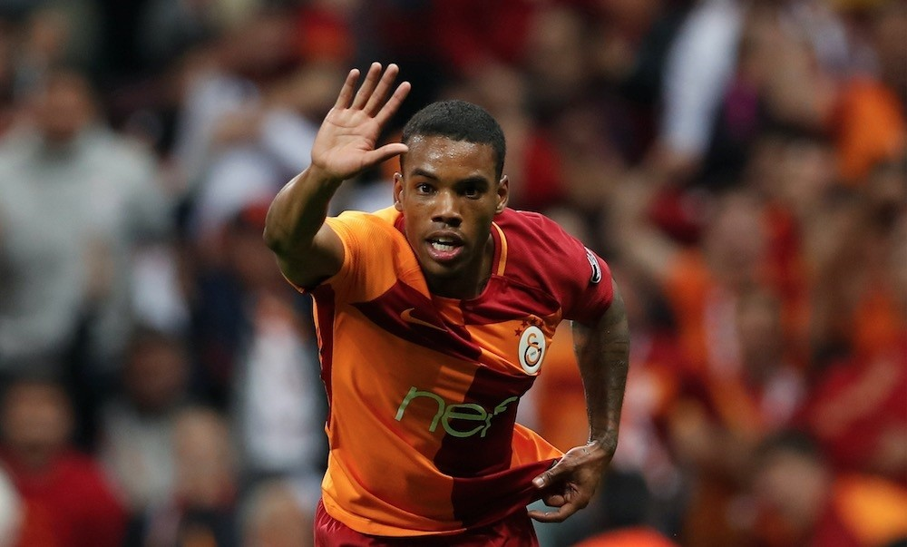 Galatasaray's Rodrigues