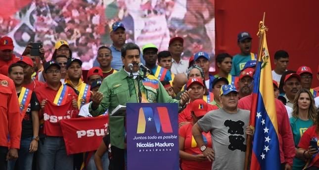فنزويلا تختار رئيسها اليوم
