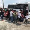 ضبط حافلة تقل مهاجرين غير شرعيين في شمال غرب تركيا