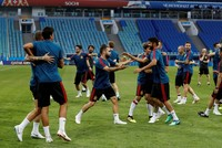 Spain ready to put coaching chaos behind at World Cup